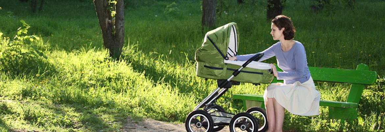 Οι πρωτες βολτες με το μωρο σας
